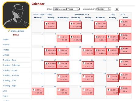 Laufkalender 12-2013