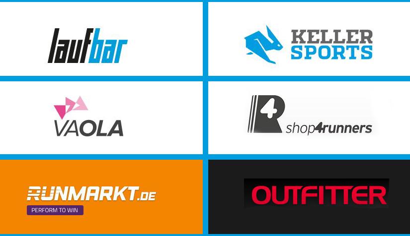 Onlineshops für Sportmarken