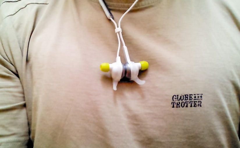 Praxistest: Jabra Sport Rox Bluetooth Kopfhörer