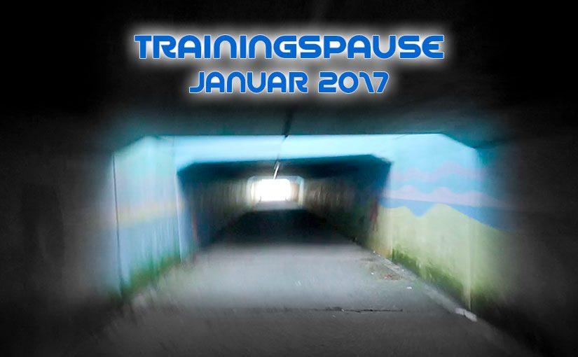 Januar 2017 | Sportpause und Ernährungsumstellung