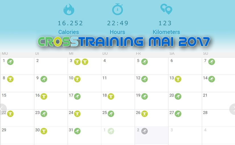 Crosstraining Mai 2017