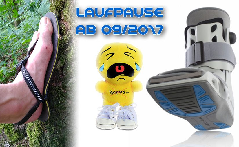 September 2017 | Laufpause