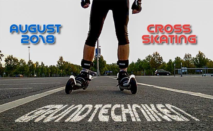 Cross-Skating: erste Erfahrungen