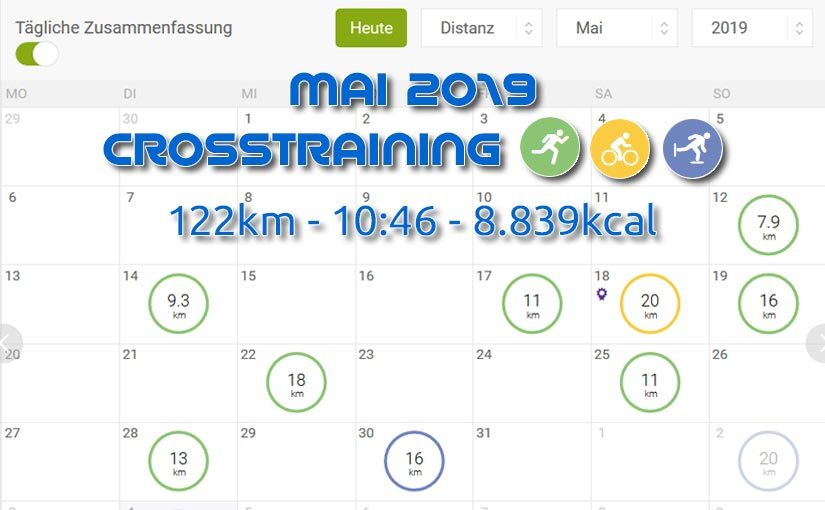 Crosstraining Mai 2019